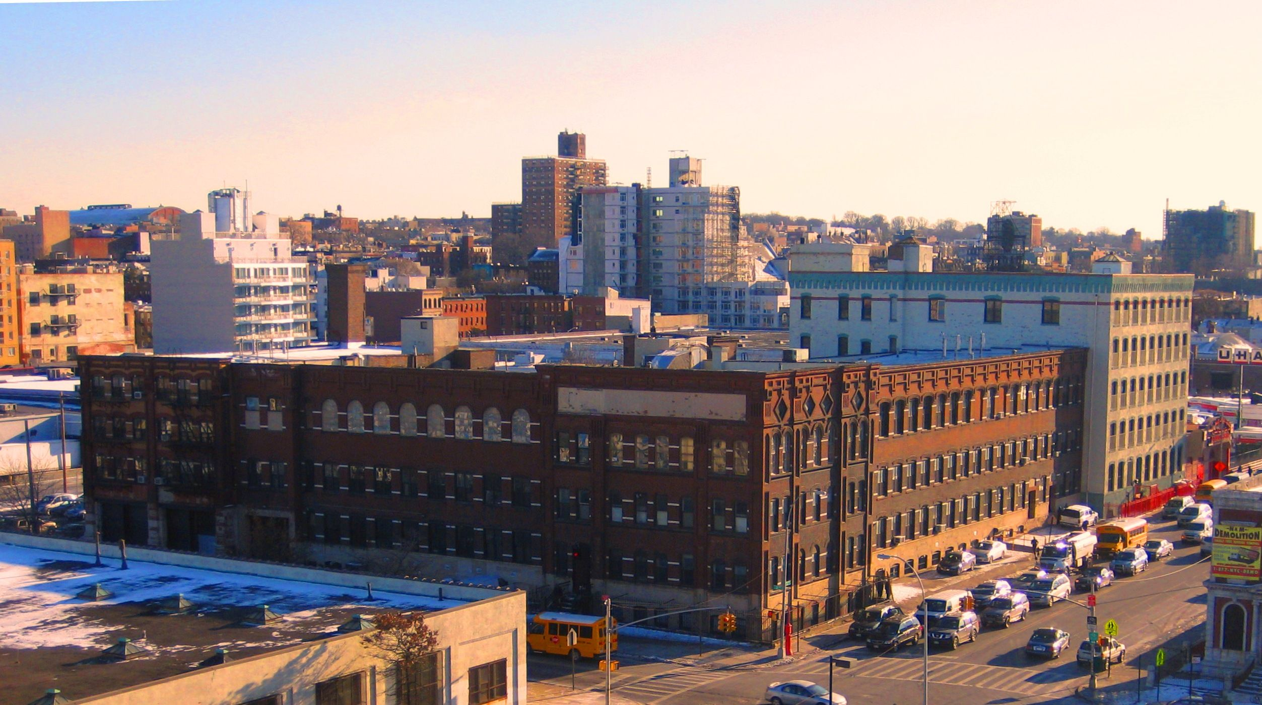 Just visited the Old American Can Factory in Brooklyn, bringing together business and social entrepreneurs, artists and artisans, composers, movie makers in one creative space. Hoping to create something like this at Mason. http://www.xoprojects.com/places_oac.html