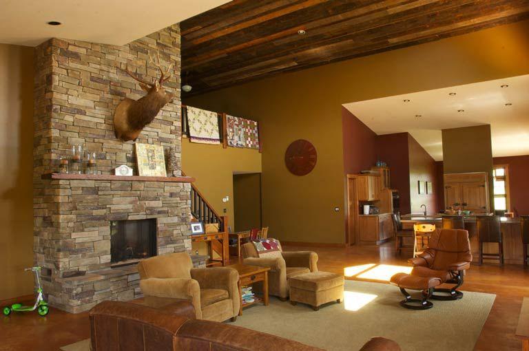 Custom 24 x 72 Metal Building Home w/ Porch! (HQ Plans & Pictures) | Metal Building Homes