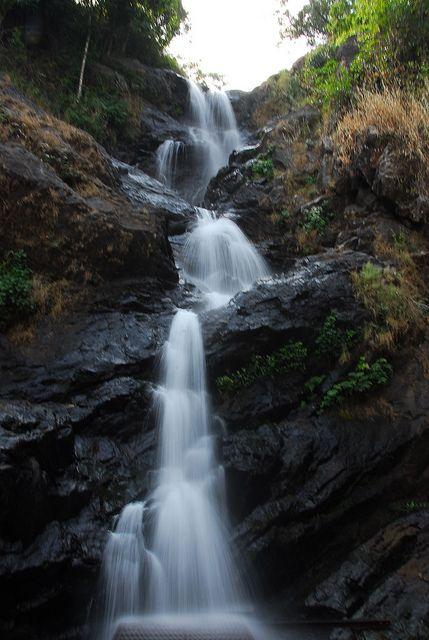 Iruppu falls, Coorg by harikrish h, via Flickr | Waterfalls