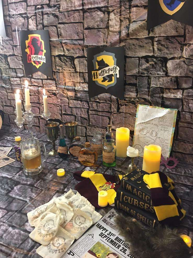 A Celebration of Wizardry and Wonder