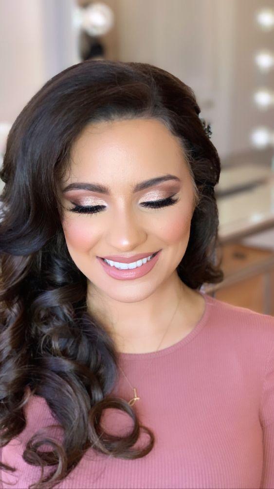 Photo of 20 Stunning Shimmery Eye Makeup – Topkerja.com