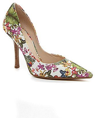 High heels · Guess Carrie Floral ...