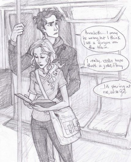 how to draw percy jackson and the olympians