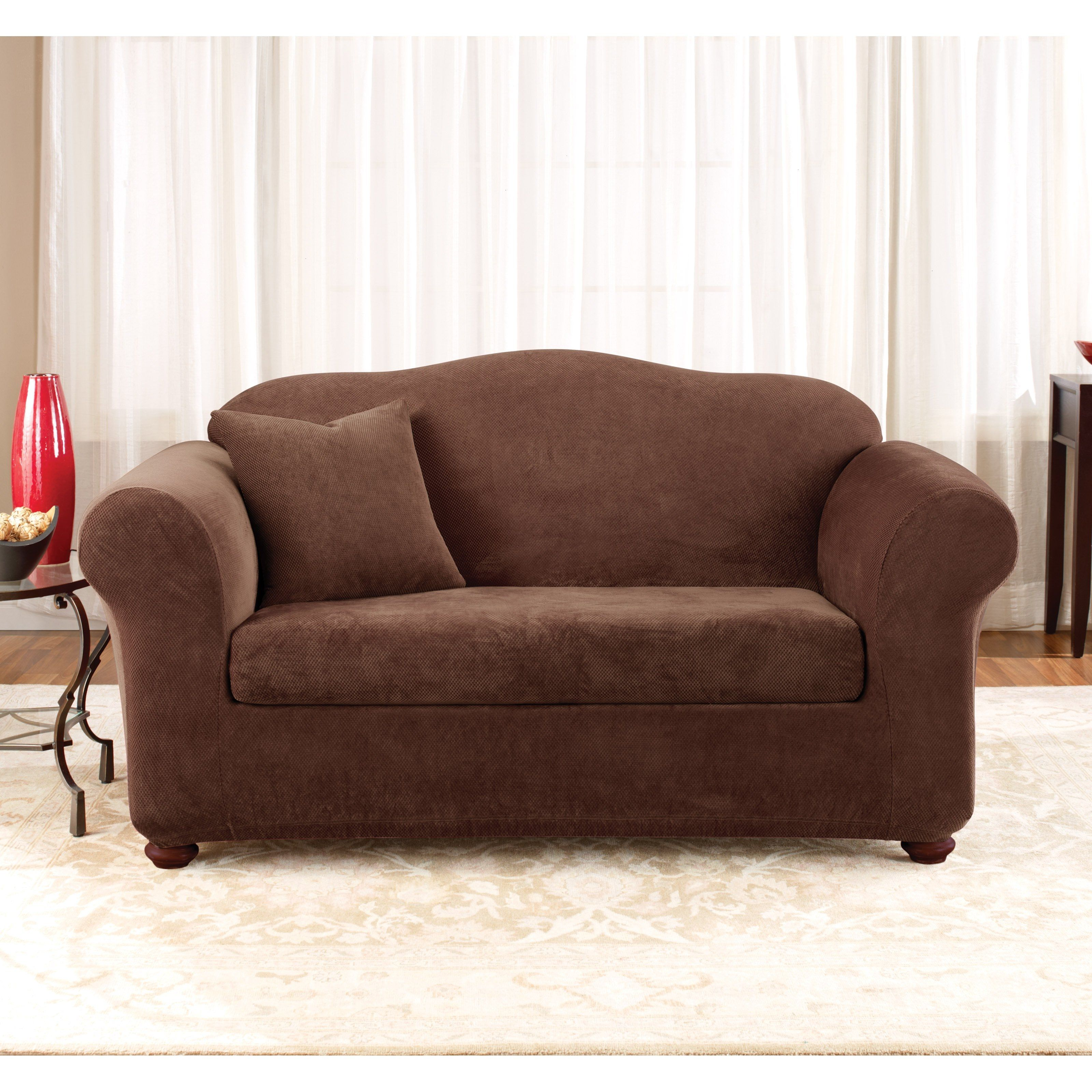 Fitted Sofa And Loveseat Covers