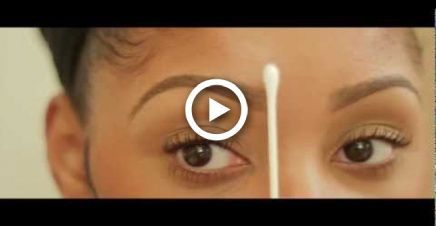 Perfect Eyebrows Tutorial #perfecteyebrows