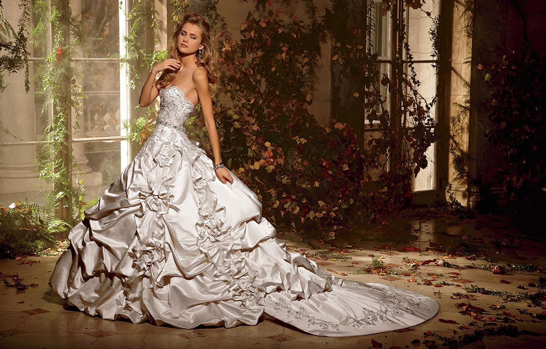 Eve Of Milady Couture Collection Style 4281 Marie Antoinette Wedding Dress