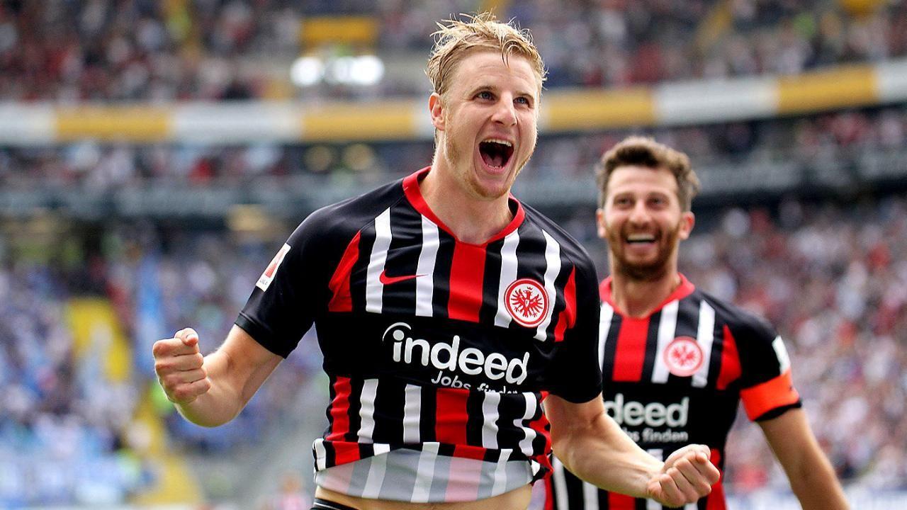 Eintracht Frankfurt Homepage