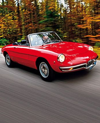 Doyoulikevintage Alfa Romeo Duetto Spider You Little - We love cool cars