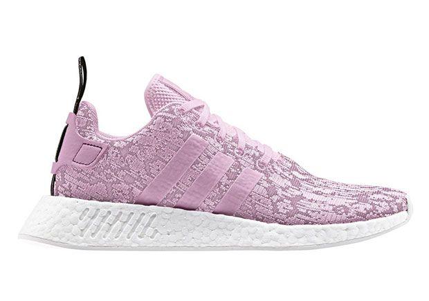adidas pink Calzado Nmd black R2 Rq8IRxUwr