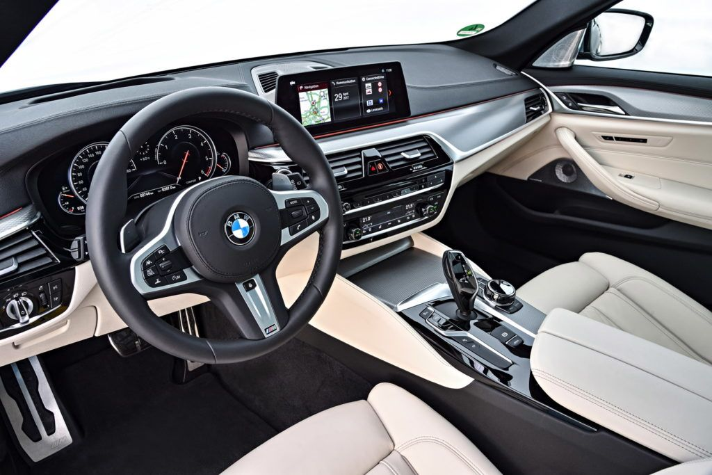 The All New 5 Series Touring Otto S Bmw Centre Bmw Bmw Interior Bmw 5 Series