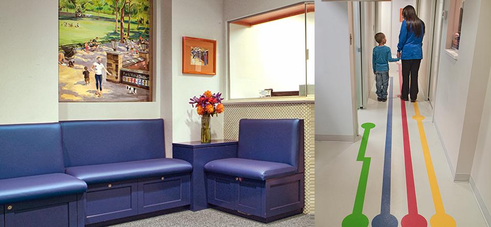 Dunn U0026 Tighe Commercial Interior Design Project, Pediatric Clinic, New York  City