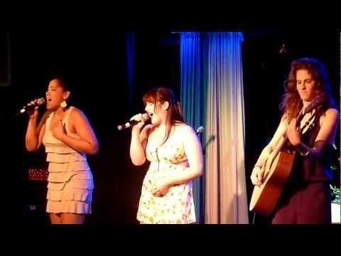 Spring Awakening Alums Emma Hunton And Lilli Cooper Singing Their