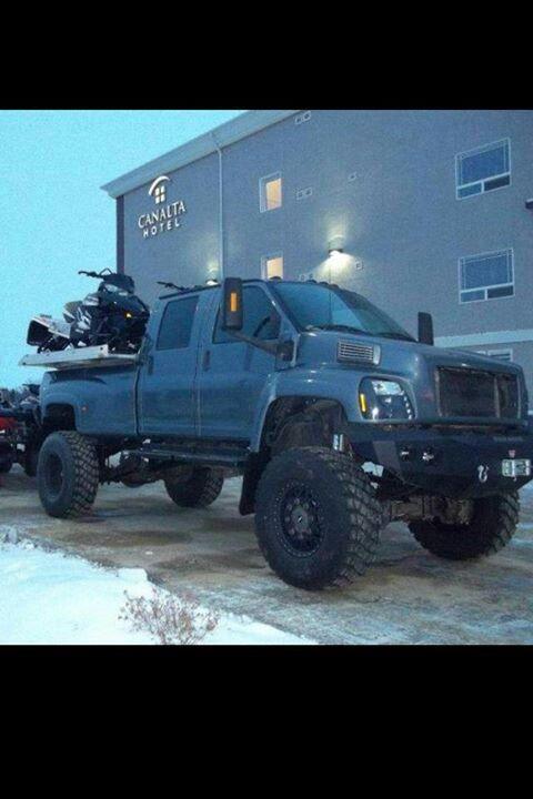 Good In The Snow Trucks Lifted Trucks Diesel Trucks