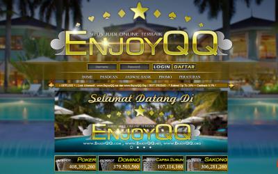 EnjoyQQ | Situs BandarQ | Agen BandarQ | Situs BandarQ