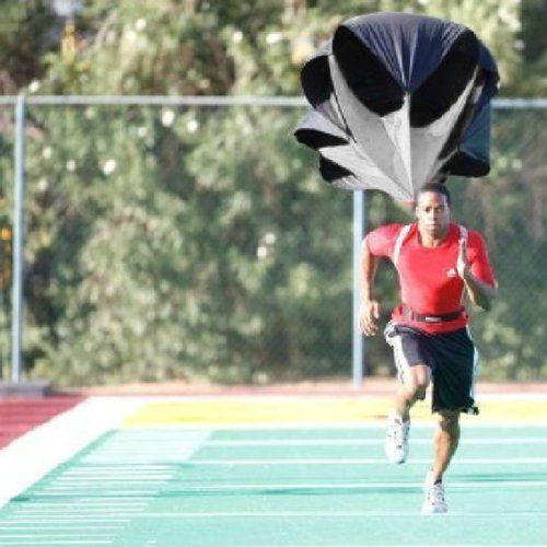 f133c4d7e64 Actpe Speed Running Power Chute Training Resistance Exercise Parachute 56      Want to know