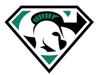 Spartan Logo Design Start A Spartan Logo Design Contest Today Michigan State University Michigan State Spartan Logo