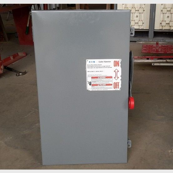 Cutler Hammer Disconnect Supplier Worldwide Used Cutler Hammer 200 Amp Safety Switch For Sale Savona Equipment Safety Switch Electrical Equipment Amp