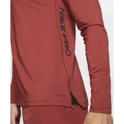 Photo of Nike Pro AeroAdapt Langarm-Oberteil für Damen – Rot Nike
