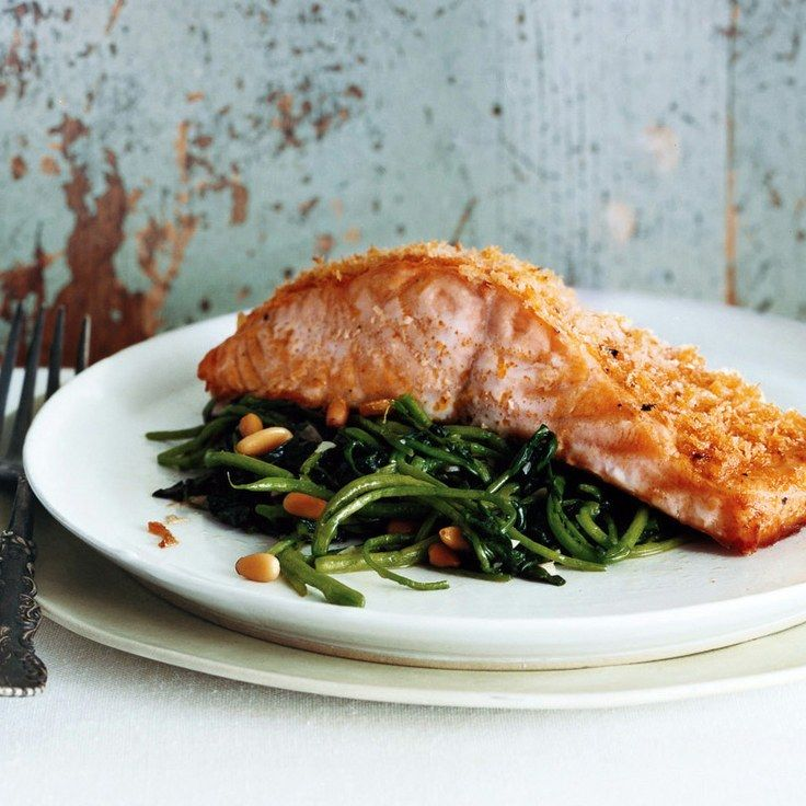 alkaline diet entree recipes with fish