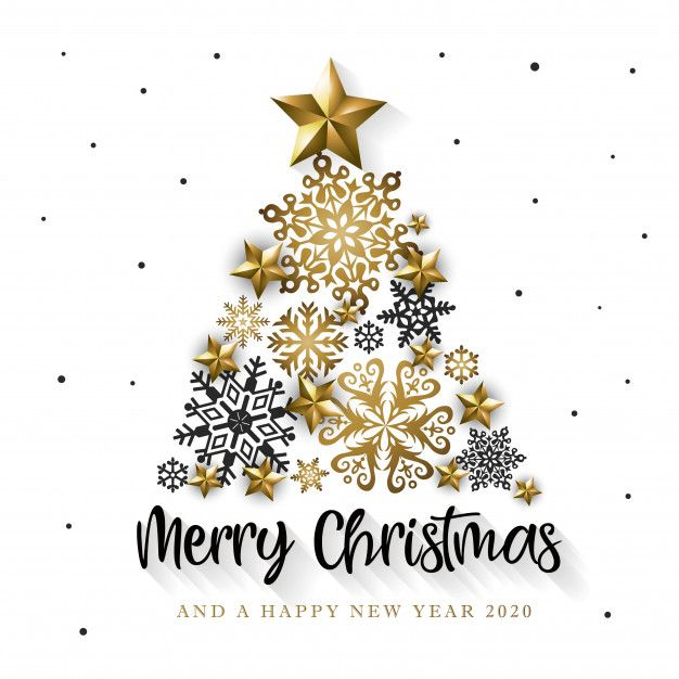 Cartolina D Auguri Bianca E Dorata Di Buon Natale E Felice Anno Nuovo 2020 Download Christmas Cards Christmas Card Messages Glitter Christmas Cards
