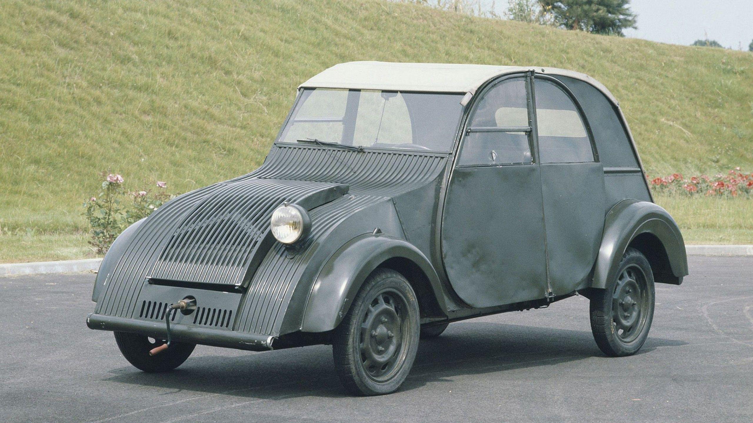 Citroen 2cv Prototype 1938 Konzeptfahrzeuge Klassisches Auto Schone Autos