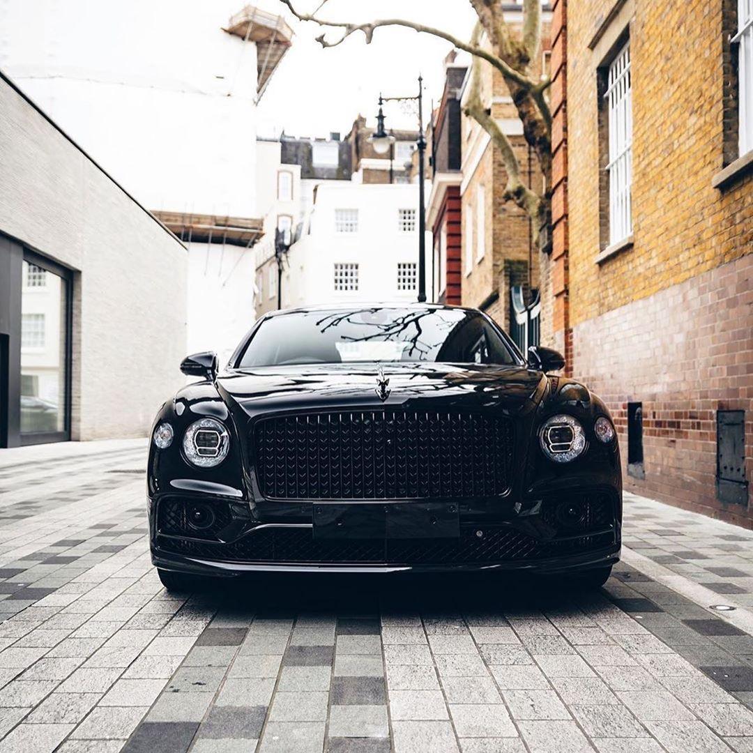 Bentley Club Azerbaijan в Instagram In Black Bentley Flying Spur Black Line Spetification Tfjj Worldofbentley Newflyingspur Bentle Voiture