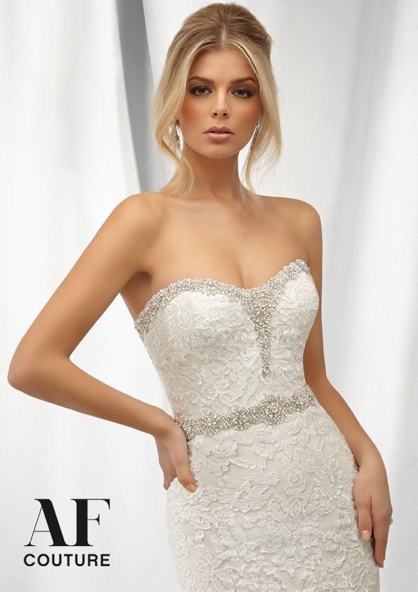 Wedding Bridal Gowns – Designer AF Couture – Wedding Dress Style 1306