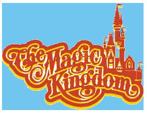 Magic Kingdom Logo Magic Kingdom Pinterest Disney Magic