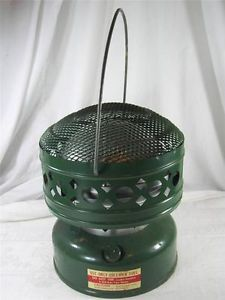 Vintage Coleman Catalytic 5000 BTU Heater Model 511A 700 C&ing Hunting Tent & Vintage Coleman Catalytic 5000 BTU Heater Model 511A 700 Camping ...