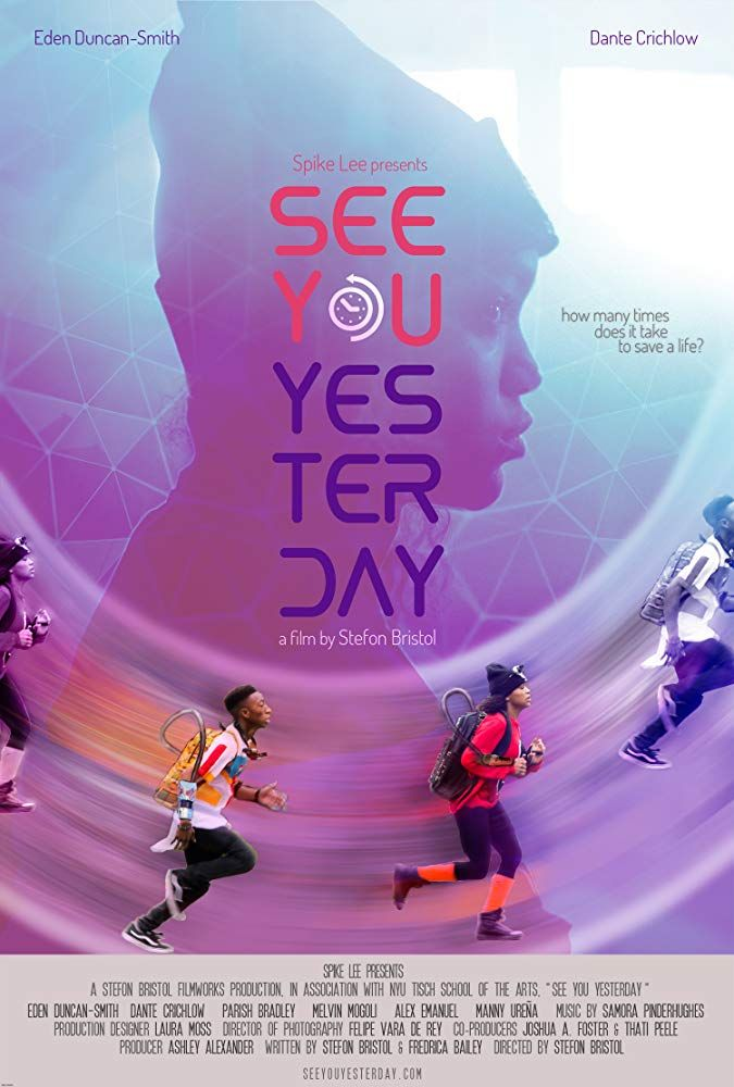 See You Yesterday TRAILER Coming to Netflix May 17, 2019 ...
