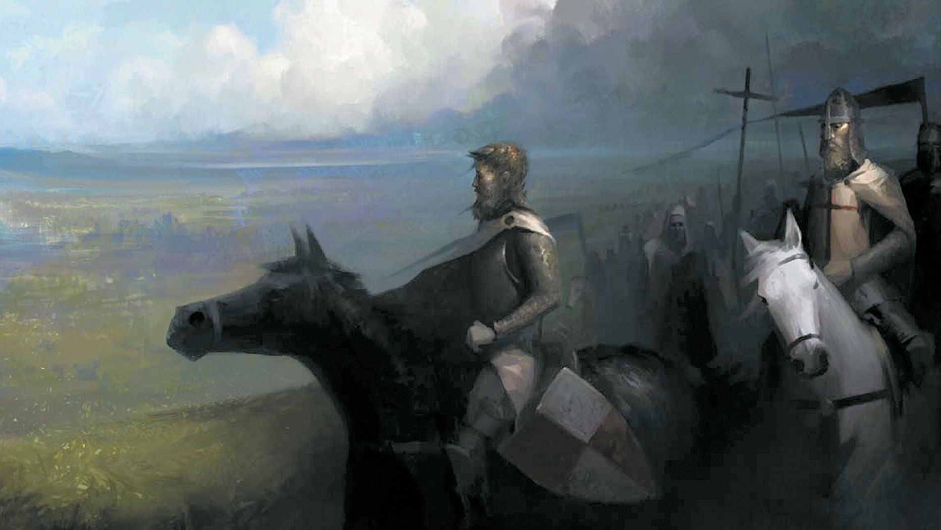 Crusader Kings 3 Has Been Announced The 3 Kings Crusades Heart Of Iron