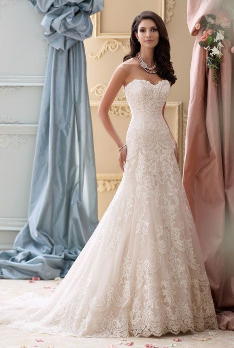 David Tutera for Mori Lee Wedding Dresses - Dallas, TX | wedding ...