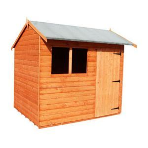 strongman 6ft x 4ft 175m x 115m hipex shiplap shed - Garden Sheds 6ft By 4ft
