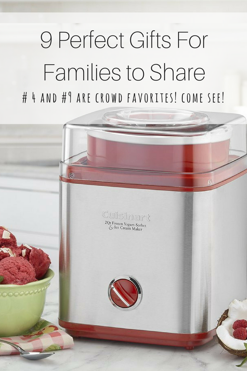 Gifts the Whole Family Can Share | Fun Gift Ideas for Families to ...