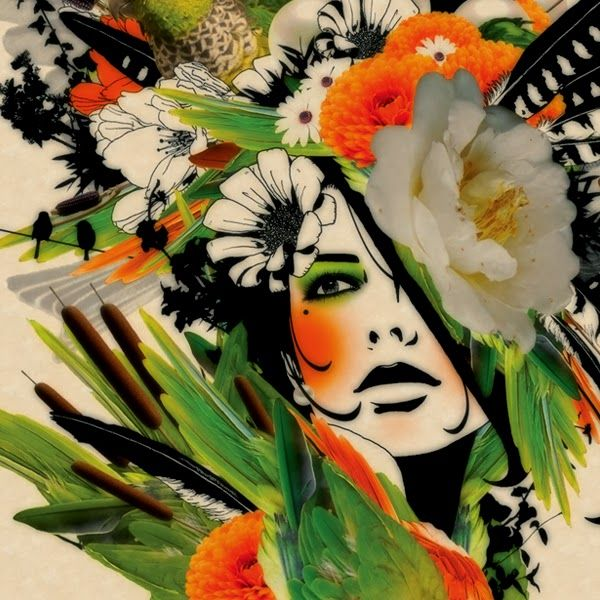 """Gioconda Belli """"8 de marzo"""" ilustración: Marumiyan http://unadelosantiguosninos.blogspot.com.es/2014/03/queremos-flores-gioconda-belli.html"""