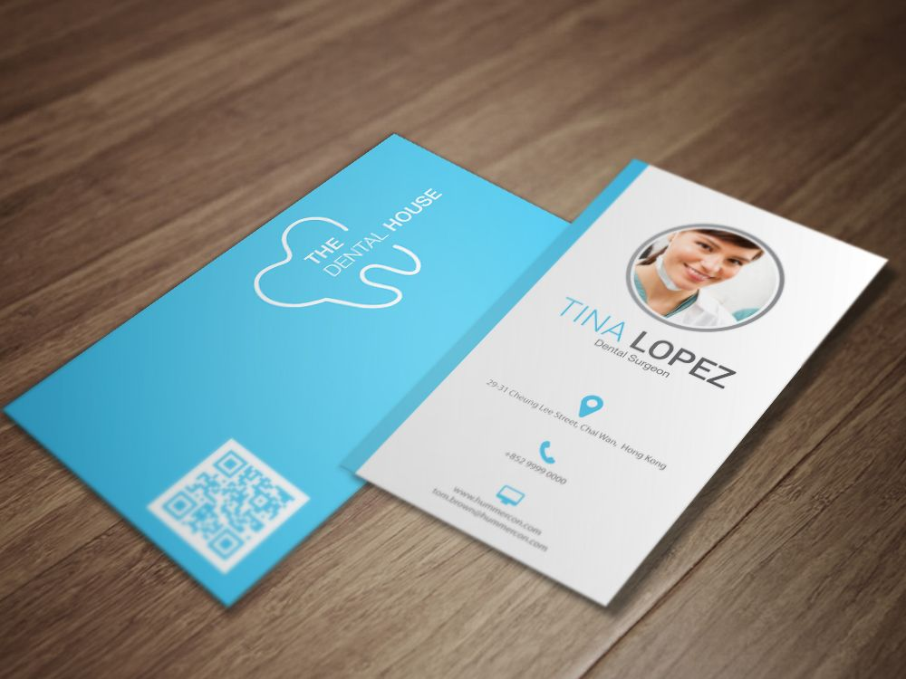12 business card mock jpg 1000 750 dental pinterest - Business Cards Cheap 12 For 1000