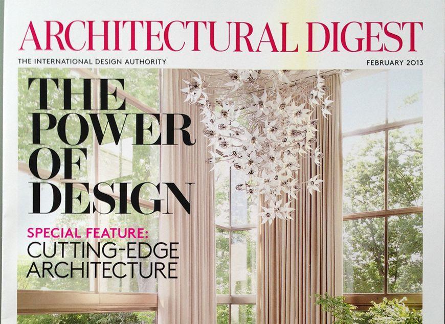 top 5 USA interior design magazines Interior design magazine
