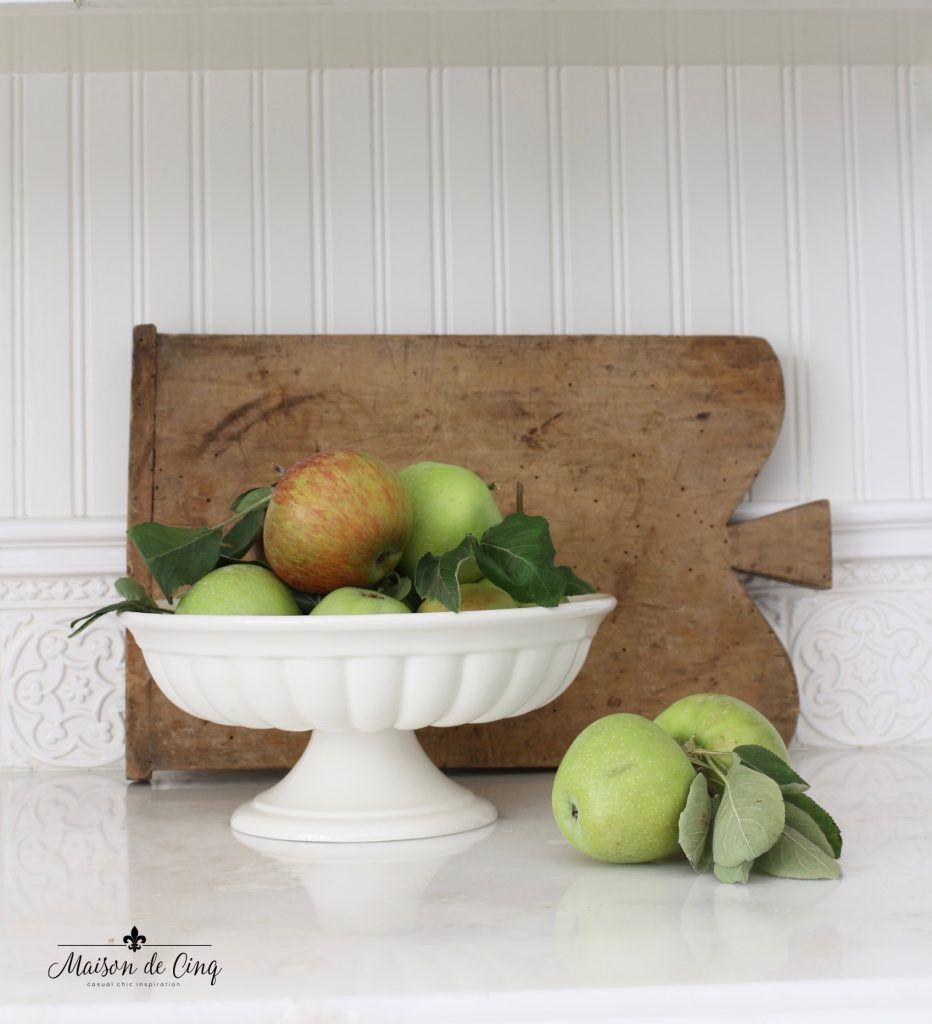 Vignette Design A Kitchen Tour: Fall Kitchen Tour Featuring The Coppery Colors Of Fall