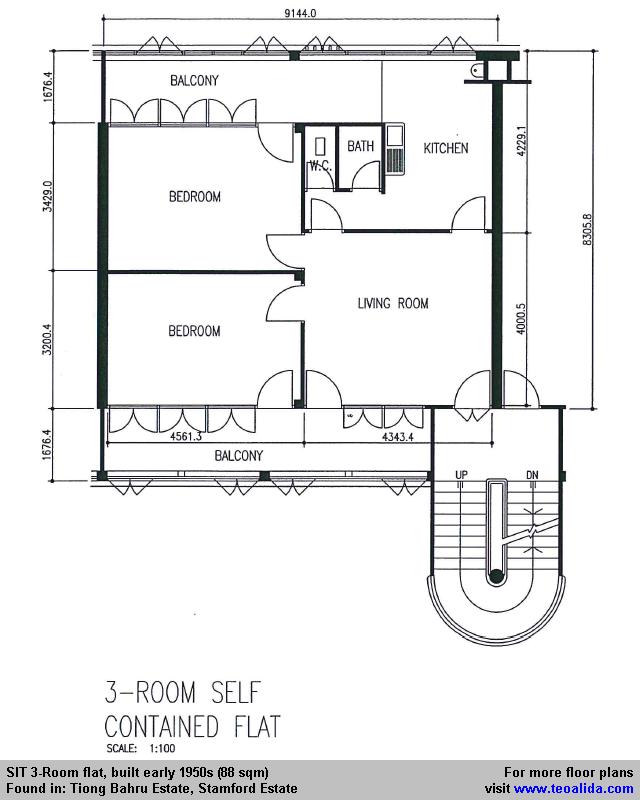 Pin On Singapore Hdb Floor Plans