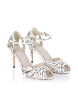 Leda Diamante Sparkle Sandal