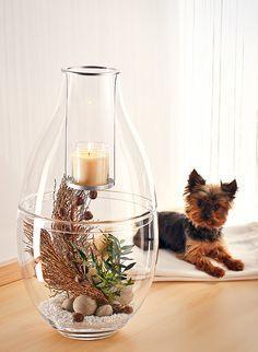 Luovuus Loistokas muuntuu jokaiseen kotiin. Katso www.annekalander.partylite.fi