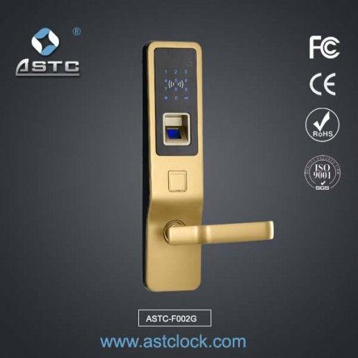 Fingerprint Door Lock Keypad Door Locks Door Lock System Hotel Lock