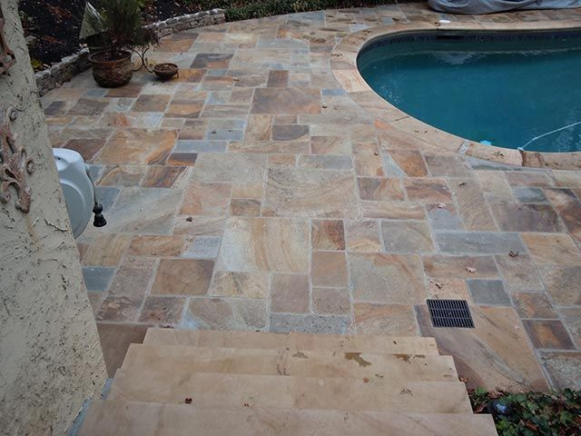 add a sense of grandeur when you use templehurst pavers from