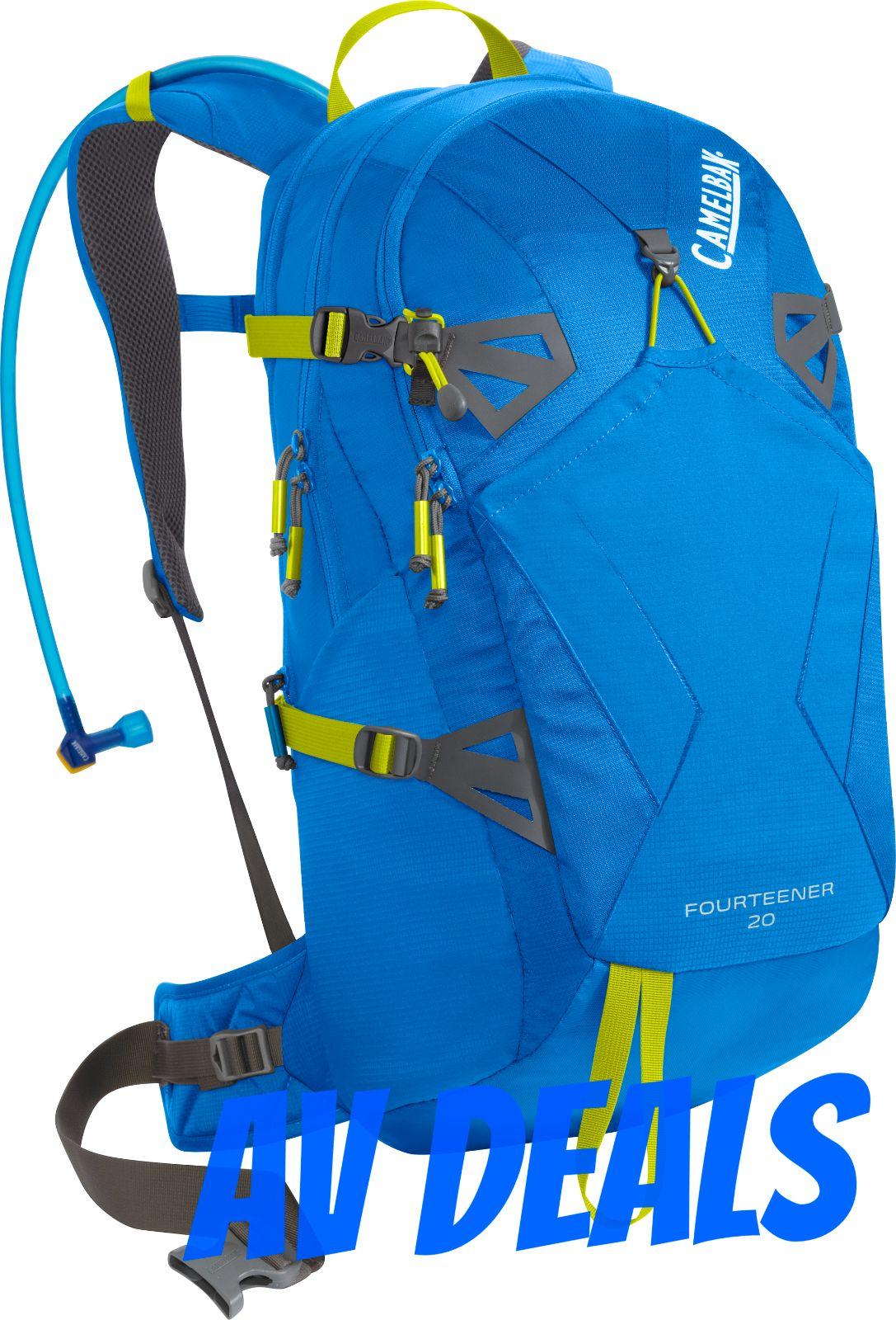 Hydration Packs 87125: Camelbak Fourteener 20 100 Oz Outdoor Hiking Trekking Backpack 62367 -> BUY IT NOW ONLY: $55.94 on eBay!