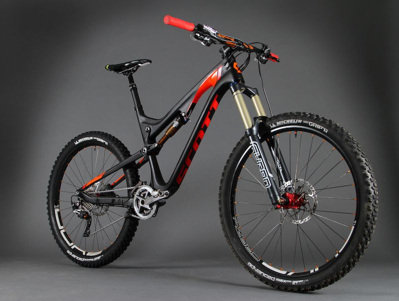 Remy Absalon Signs For Scott Sports With Images Downhill Bike