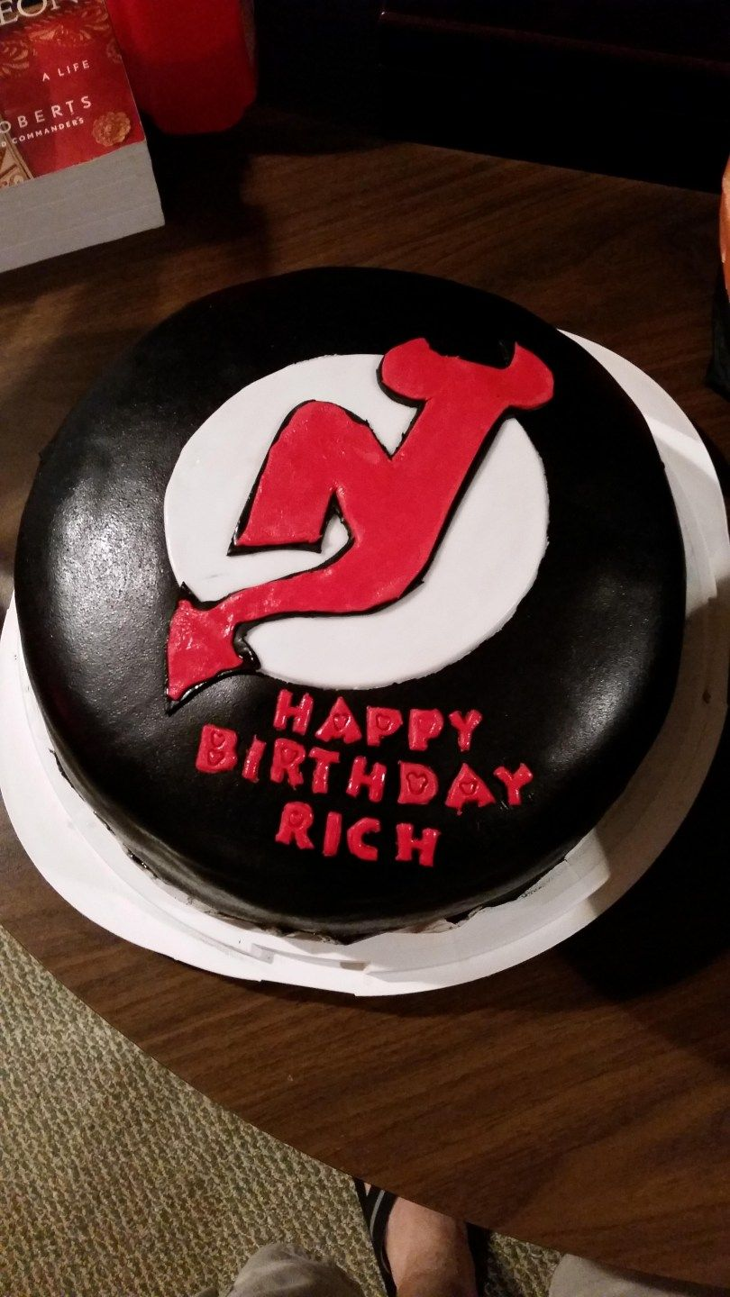 25 Brilliant Image Of Cool Birthday Cake Girlfriend Made Me A Pretty Devils HappyBirthdayCakesImages