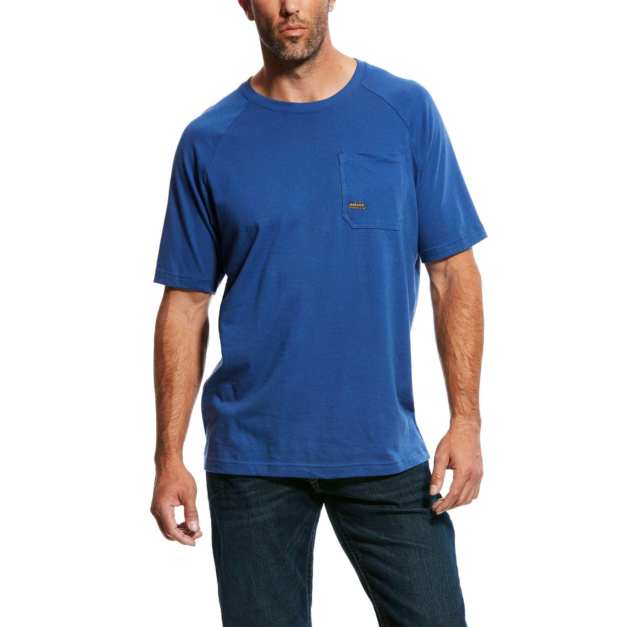 Rebar Cotton Strong T Shirt T Shirt Men Mens Tops