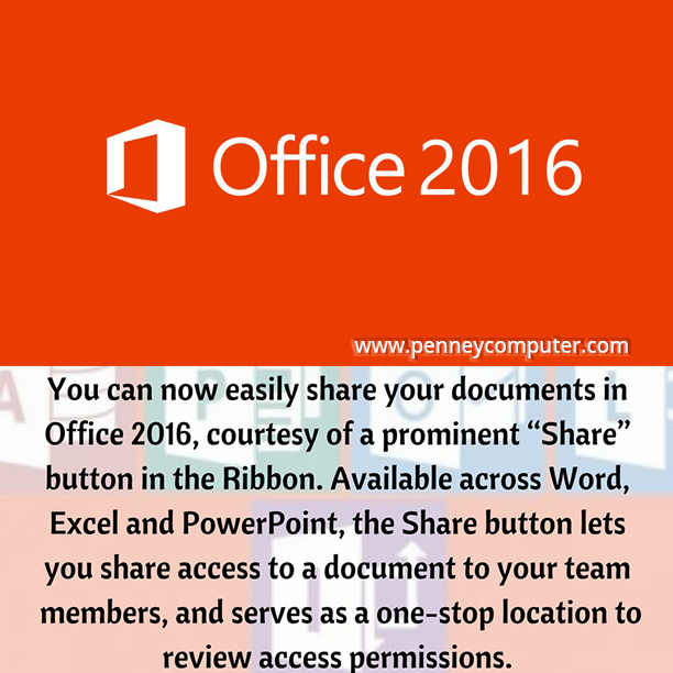 Office 2016 tip Managed it services