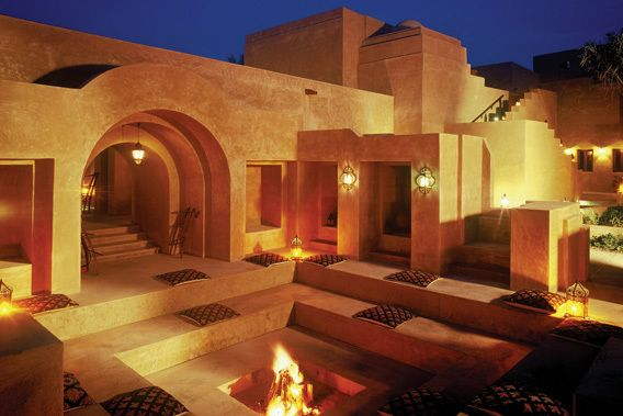 Bab Al Shams Desert Resort Spa Dubai Castle In The Cloud Pinterest Dubai Spas And Deserts
