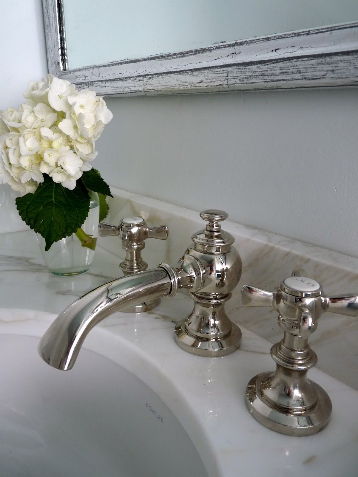 Love this faucet. | bathrooms | Pinterest | Restoration hardware ...